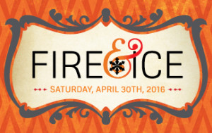 fire ice graphic