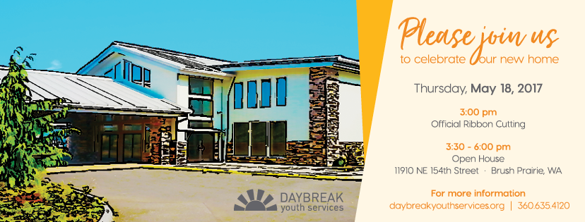 Daybreak RWC Center Ribbon Cutting